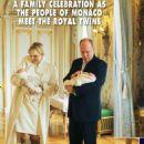 Princess Charlene of Monaco - Hello! Magazine Pictorial [United Kingdom] (12 January 2015)