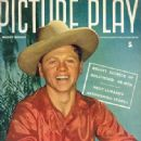 Mickey Rooney - Picture Play Magazine [United States] (February 1939)
