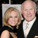 Terry Bradshaw and Daughter