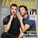 Matt Stone, Trey Parker - The Hollywood Reporter Magazine Cover [United States] (1 April 2011)