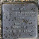 Stolperstein, Lietzenburger Straße 20b, Berlin-Schöneberg, Germany - 454 x 460