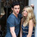"""Blake Lively - Jul 15 2008 - Filming """"Gossip Girl"""" In New York"""