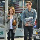 Xavier Samuel & Emily Browning in Silverlake - 348 x 480