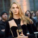 Cara Delevingne- April 9, 2016- 2016 MTV Movie Awards - Red Carpet