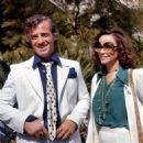 Laura Antonelli and Jean-Paul Belmondo - 454 x 456