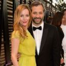 Leslie Mann and Judd Apatow - 454 x 682
