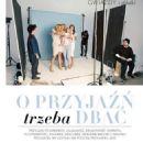 Joanna Liszowska - Skarb Magazine Pictorial [Poland] (May 2017) - 454 x 551
