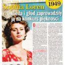 Sophia Loren - Rewia Magazine Pictorial [Poland] (28 November 2018) - 454 x 642