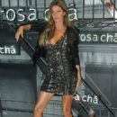 Gisele Bundchen – Rosa Cha Summer Collection Lauch Event in Sao Paulo - 454 x 662