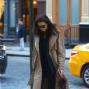 Katie Holmes – Arrives at the Crosby Hotel in New York City