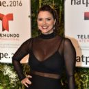 Rashel Diaz- Telemundo NATPE Party Red Carpet Arrivals - 400 x 600
