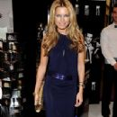 Sylvie Van der Vaart Launches El Corte Ingles Christmas Sales