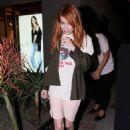 Emma Roberts – Leaving Nine Zero One Salon in West Hollywood February 3, 2017 - 454 x 681