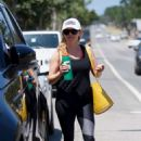 Reese Witherspoon – Leaves the gym in Los Angeles