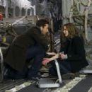 "Shia LaBeouf and Michelle Monaghan - ""Eagle Eye"" Press Stills"