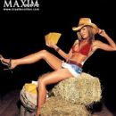 Genelle Frenoy Maxim Photoshoot - 400 x 500