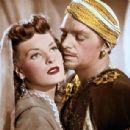 Douglas Fairbanks, Jr. and Maureen O'Hara