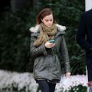 Emma Watson: in New York