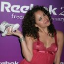 Susie Castillo - Reebok 25 Anniversary Collection In NY 2007
