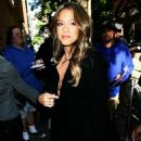 Jessica Alba Leaving The Regis And Kelly Show, NYC Sept. 18 2007