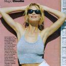 Claudia Schiffer - Elle Magazine Pictorial [France] (1 August 1994) - 454 x 630