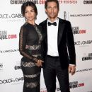 Matthew McConaughey and Camilla Alves- Arrivals at the American Cinematheque Award