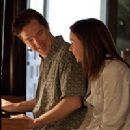 Benedict Cumberbatch and Julianne Nicholson