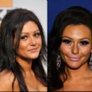 J Woww, 27, denies plastic surgery despite her changing looks - 454 x 402