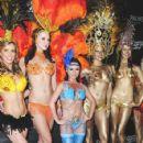 Danielle Harris Midsummer Lingerie Carnival Las Vegas Aug 17 2013
