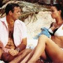 Sean Connery and Claudine Auger - 413 x 515