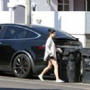 Ariel Winter in Shorts – Out in Los Angeles