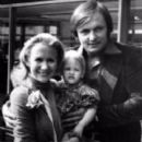 Juliet Mills and Michael Miklenda and Melissa