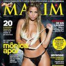 Monica Apor - Maxim Brazil - 454 x 603