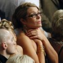 Jennifer watches Ricky Hatton get knocked out in the ring. - 454 x 405