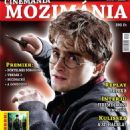 Daniel Radcliffe - Mozimania Magazine Cover [Hungary] (July 2011)