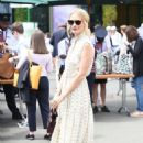 Poppy Delevingne – Wimbledon Tennis Championships 2019 in London - 454 x 673