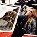 Julie Ordon as Gucci girl in Elle Italia 2011