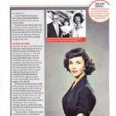 Jennifer Jones - Yours Retro Magazine Pictorial [United Kingdom] (27 July 2017) - 454 x 642