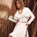 Nina Agdal Bebes Just Your Luxe Collection By David Roemer August 2014
