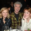 "Molly Ringwald - ""LOVE HEALS"" 25 Anniversary Dinner, Del Posto Restaurant, NYC, 11/12/2007"