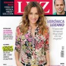 Verónica Lozano - Luz Magazine Cover [Argentina] (8 September 2013)