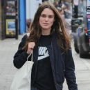 Keira Knightley Out and About in London 09/28/2016 - 454 x 600