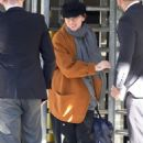 Scarlett Johansson – Arriving at JFK Airport in New York City