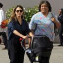 Jessica Alba – Out and about in Los Angeles