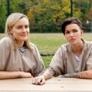 Taylor Schilling and Ruby Rose