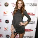 Cintia Dicker - Sports Illustrated Hosts Club SI Swimsuit At Vanity, 11 February 2010
