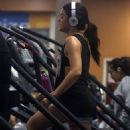 Lucy Hale working out at LA Fitness in Studio City (May 15)