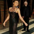 Irina Shayk Oscar 2014 Vanity Fair Party In West Hollywood