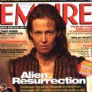 Sigourney Weaver - Empire Magazine [United Kingdom] (December 1997)