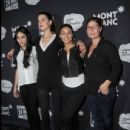 Emmanuelle Chriqui: attend the 12th Annual Production of The 24 Hour Plays on Broadway After Party presented by MONTBLANC at BB King
